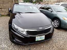 A very neatly used Kia optima in very perfect condition