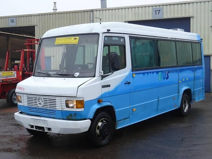 Mercedes-Benz 614D Passenger Bus 20 Seats Good Condition - 1991