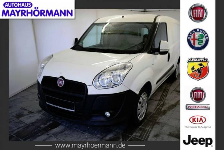 Fiat Doblo Cargo / Pritsche SX Maxi Kasten - 2014