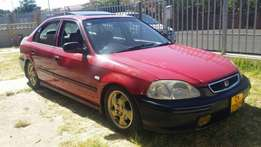 150i single vtec Honda ballade for sell or swaap