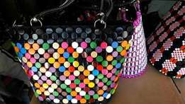Kenyan beaded bags for sale