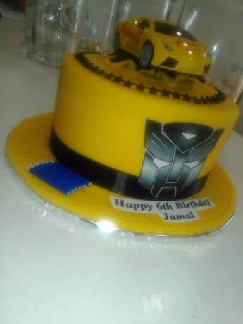 3D CAKES, Special occassions, corporate functions, you name Nairobi CBD - image 6