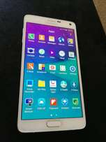 Samsung galaxy note 4 32GBin excellent condition