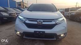 Brand new 2017 Honda CR-V Touring edition