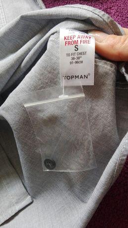 69a44804258f9 Koszula męska TOPMAN r. S (nie G-Star, Primark, Ted Baker, Diesel ...