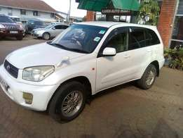 Clean Rav4 automatic