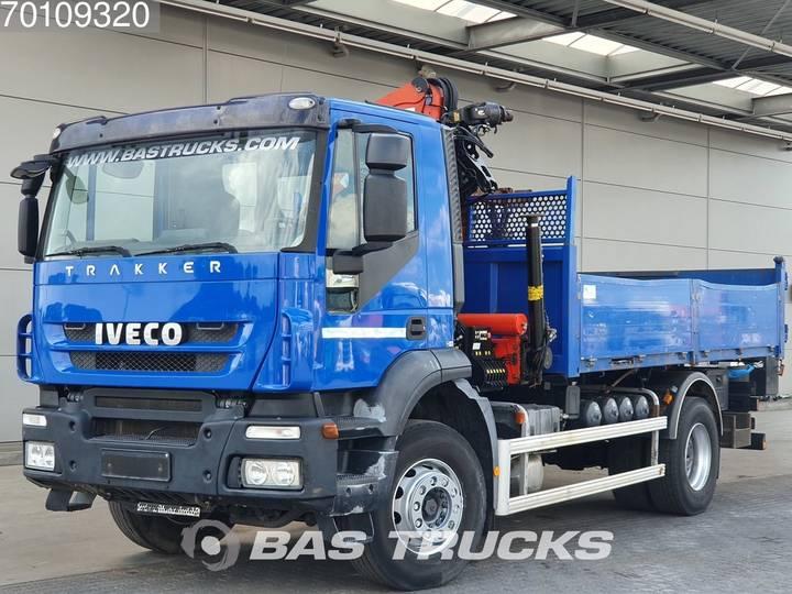 Iveco Trakker AD190T31 Trakker 310 4X2 Crane Kran Palfinger PK1... - 2009