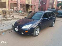 Clean Tokunbo Ford Focus (Manual Drive) - 2001