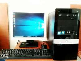HP Desktop PC Great Condition Very Affordable