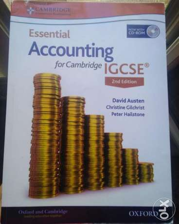 Essential Accounting for IGCSE 2nd Edition with CD