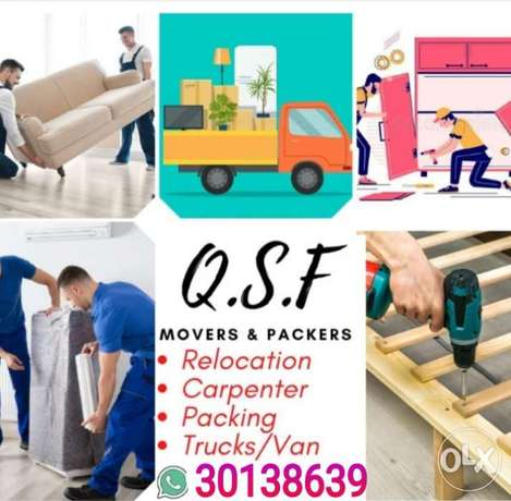Professional mover Furniture shifting and moving disassembled and