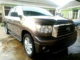 2007/08 model Toyota Tundra 4×4 clean tokunbo