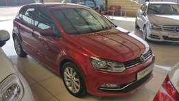2014 Polo 1.2 TSi Highline DSG