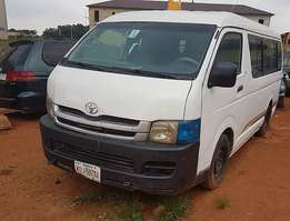Toyota Hiace (2008) Very good condition