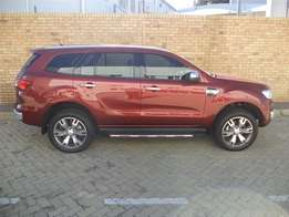 Ford - Everest 3.2 TDCi LTD 4x4 Auto