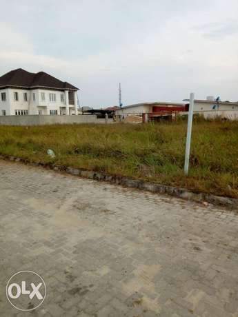 400sqm land for Sale at Lake view park 2 off orchid Road Lekki - image 3