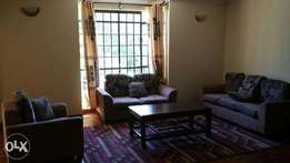 3 Bedroom fully furnished apartments, with a Dsq Westlands sch lane.