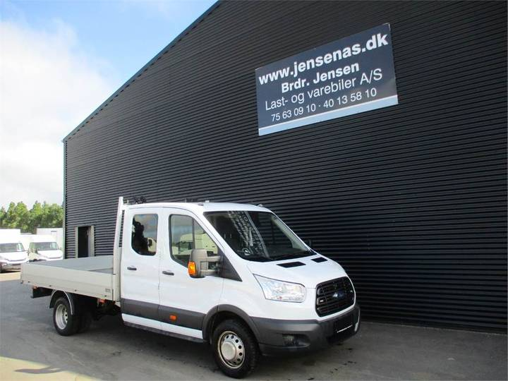 Ford Transit 470 L3 Chassis - 2015