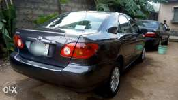 ADORABLE MOTORS: A Neatly used & sound 2003 Toyota corolla 4 sale