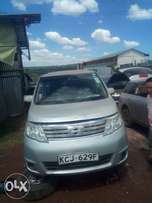 Nissan serena buy and drive