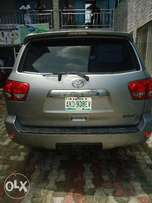 Brand New and Sparkling Toyota Sequoia 2008 Silver For Saleu