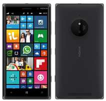New Nokia Lumia 830 smartphone in a shop