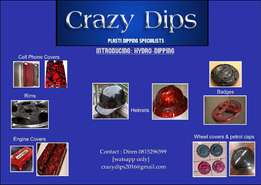 Crazy Dips - Plasti dipping specialists