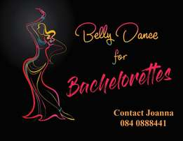 Belly Dance for Bachelorettes