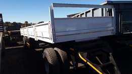 We build all tipes of Drawbar trailers for your needs.