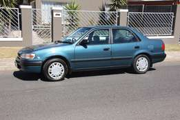 1997 Toyota Corolla 160i GLE in Excellent Condition
