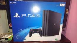 Ps4 Pro 1TB unwanted gift sealed