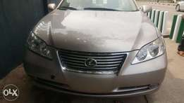 Foreign Used 2008 Lexus ES 350 Gold