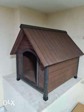 Imported dog house