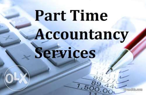 Part Time Accountant Service