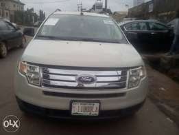 Toks Ford Edge 2007 Model