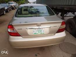 Clean register 04 Toyota Camry