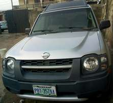 A few months used Nissan pathfinder 2003