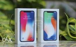 Iphone X 256GB Silver. Ksh 137999. Free Delivery. Water/ Dust Proof!
