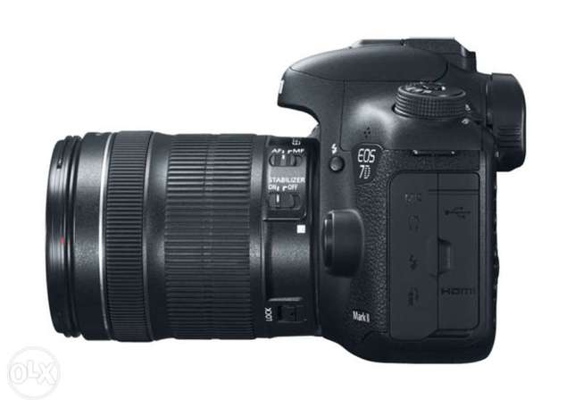 Canon EOS 7D Mark ii kit with 18-135mm IS USM Lens Highridge - image 4