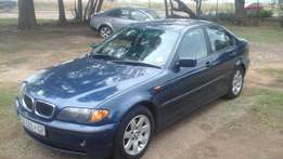BMW 320d facelift in good condition