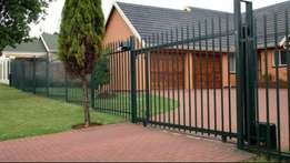 Installations on Palisade Fencing