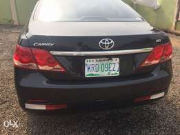 One month used 2.0 toyota camry 2010