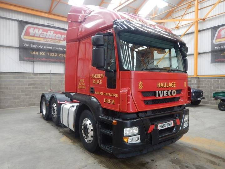 Iveco STRALIS ACTIVE TIME 450 - 2010