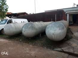 5ton Foreign Used LPG Tanks