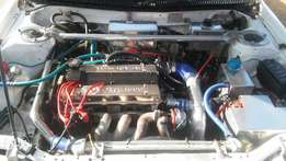Twincam Turbo TO swop