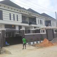 4 Bedroom Duplex with Bq for sale at Thomas Estate Ajah