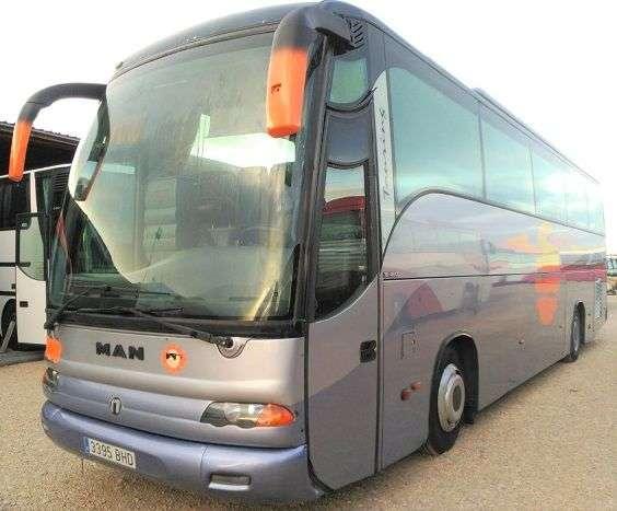 MAN NOGE TOURING ALTO 460CV - 2001