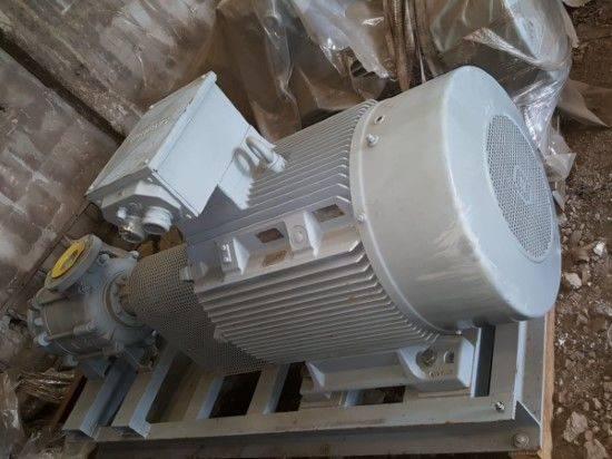 Pump dickow en kg hza h1043 (bomba de agua) motor