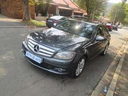 2008 Mercedes benz c200 kompressor for sale
