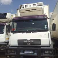 Man Fridge unit truck for sale